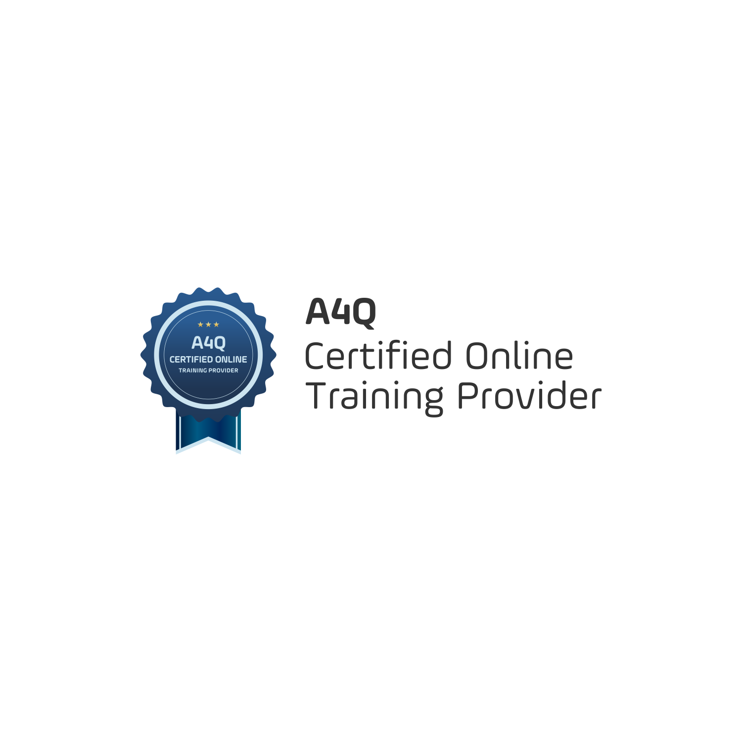 A4Q Certified Online Training Provider